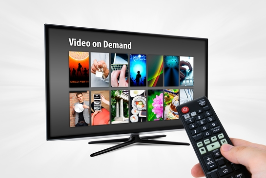 VOD video ondemand