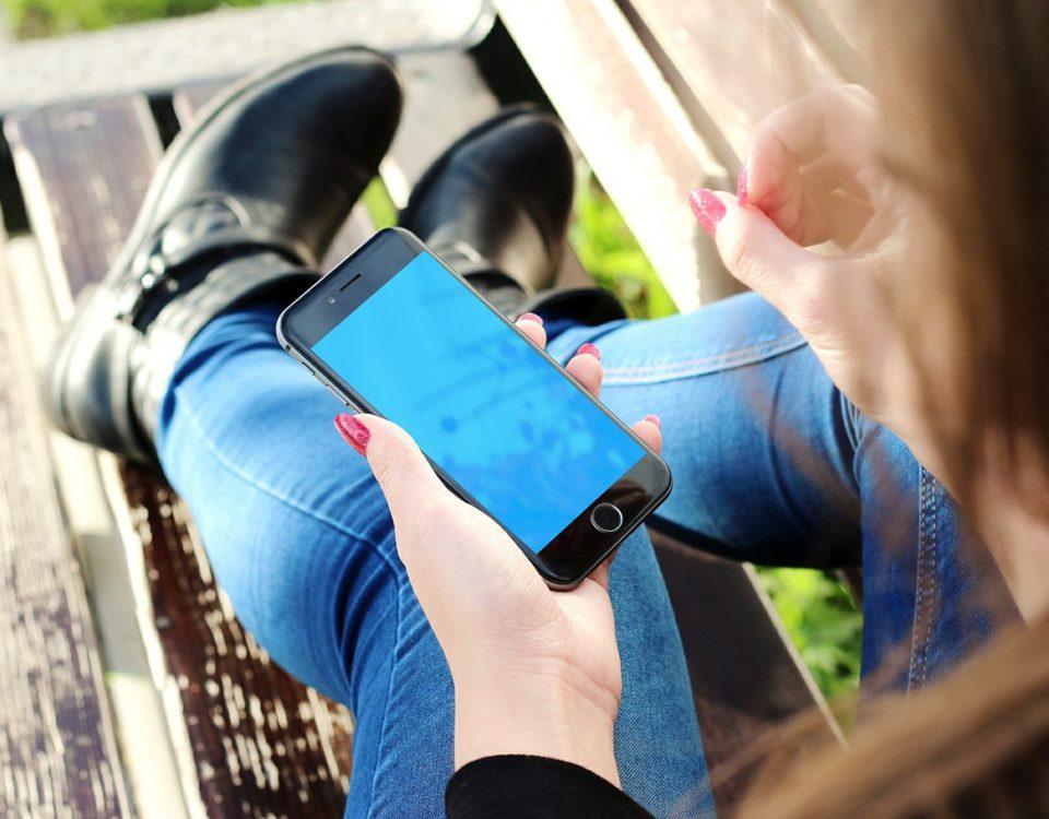mobiel internet iphone 6 5g